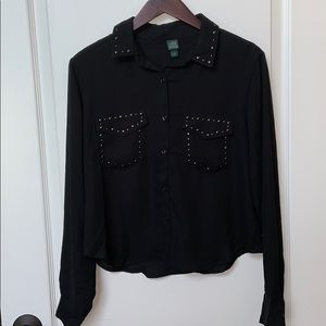 Wild Fable Western button up